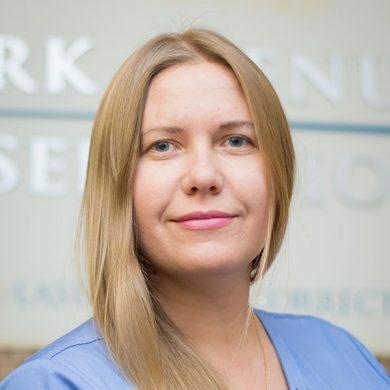 Tetyana Dovzhuk, MD, PhD
